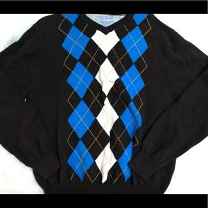 Men's American Eagle Outfitters Argyle sweater